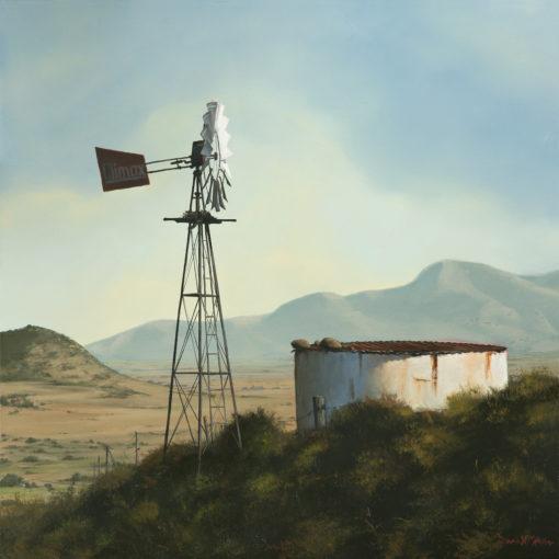 West Coast Windmill 859